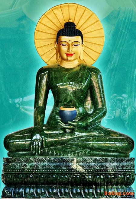phat ngoc 02 Câu Chuyện Đá Ngọc Quý Phong Thủy: Thềm Ngọc Canada đến Phật Ngọc cho thế giới (Phần 3)